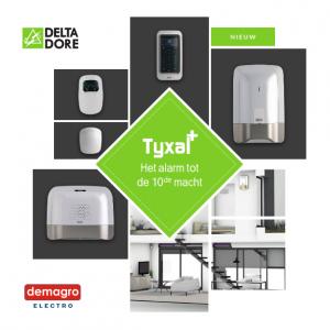 20150203- Delta Dore Tyxal+-Brochure voor professionelen -NL_REDUCED_001