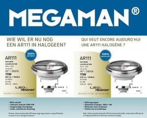Megaman new AR111 LED