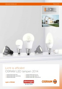 OSRAM Parathom Flyer 2014 - NL_001