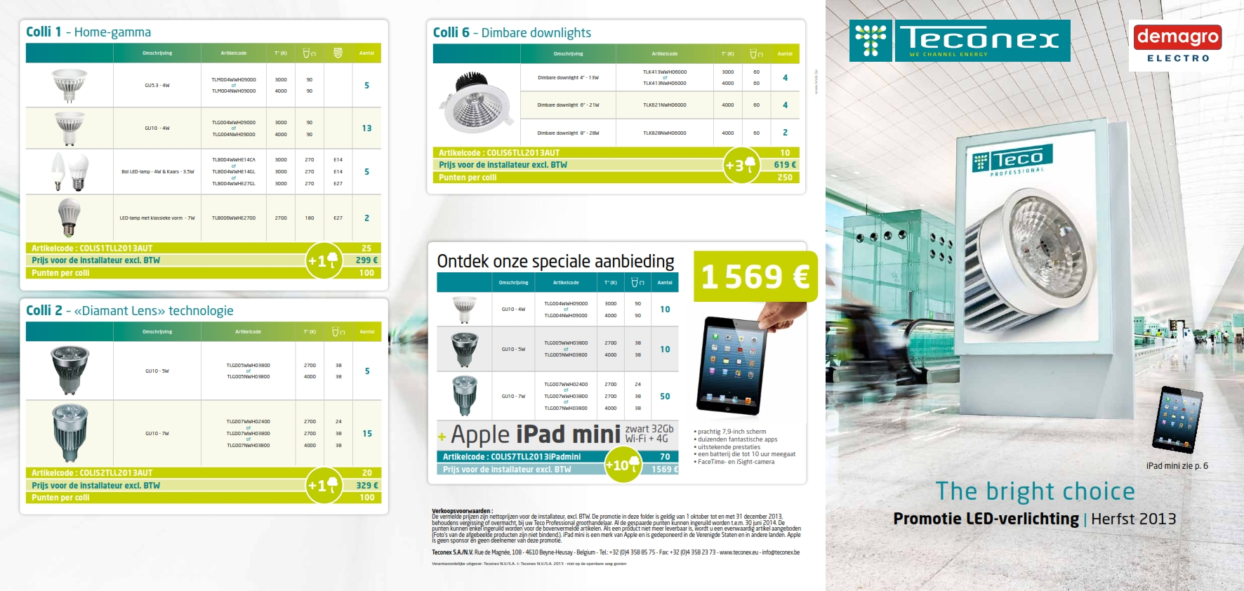 PROMO-Teco-Professional---éclairage-LED-Automne-2013_NL_001
