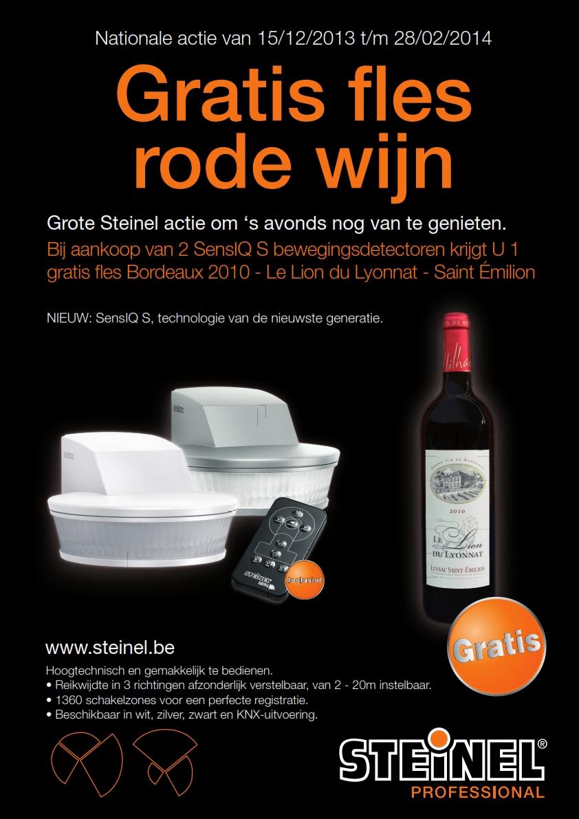 Steinel SensIQ S NL_001