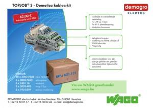 WAGO Domotica Kableerkit_001