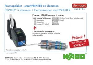 WAGO Promopakket Smartprinter_001