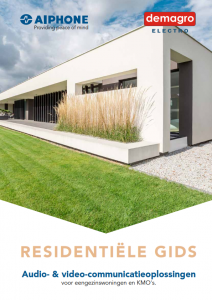 Aiphone residentiële gids 2020