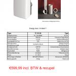Zeer krachtige mobiele airco Thermo Comfort – TC7940068
