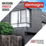 Hikvision HiWatch camera bewaking