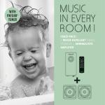 Muziek in elke kamer met de Crazy-Packs van ArtSound – demo in onze showroom