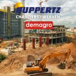 De nieuwste versie van de Huppertz catalogus 'Werven' is nu beschikbaar